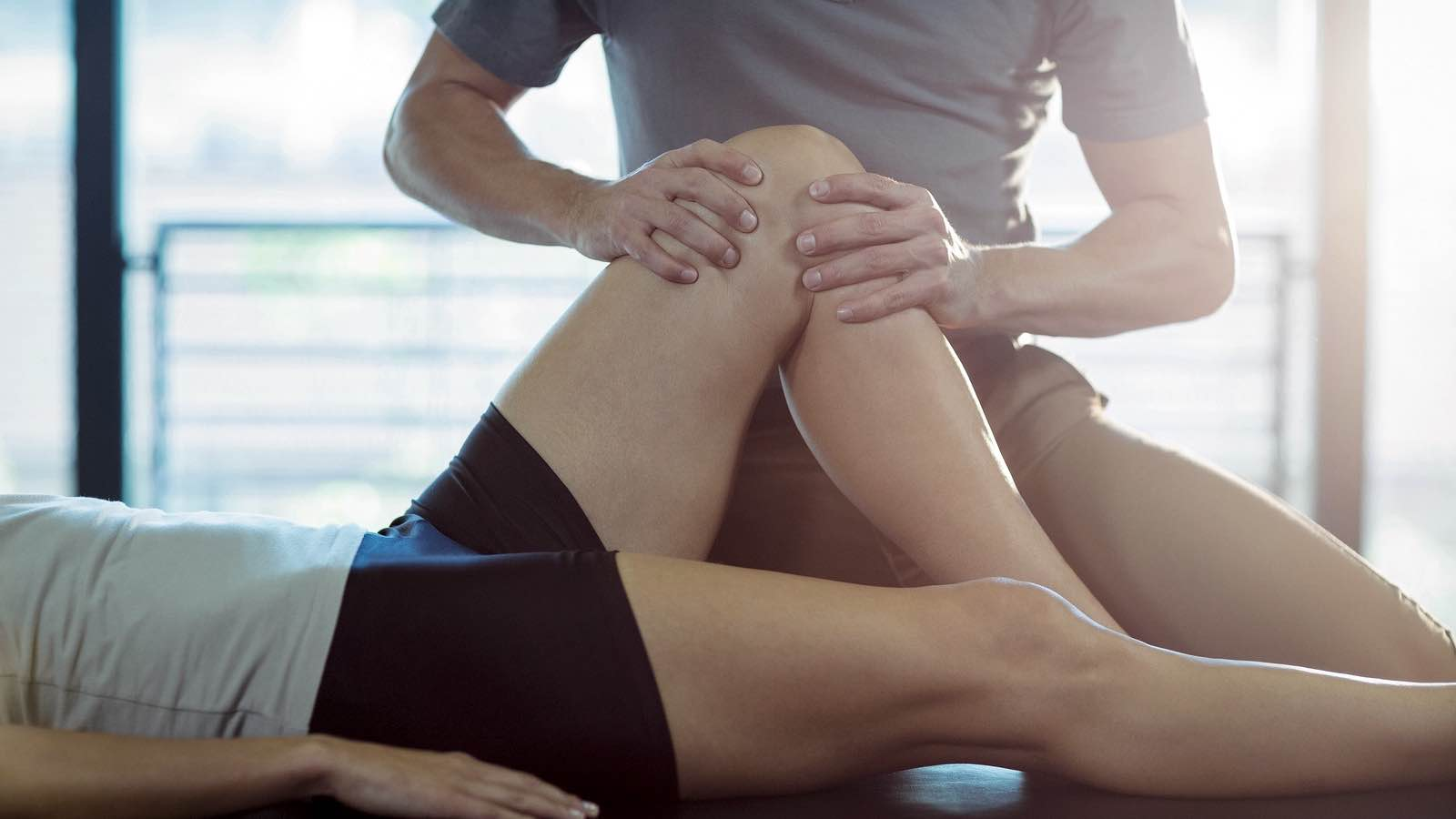 Introduction To The Knee : A comprehensive introduction to physiotherapy of the knee