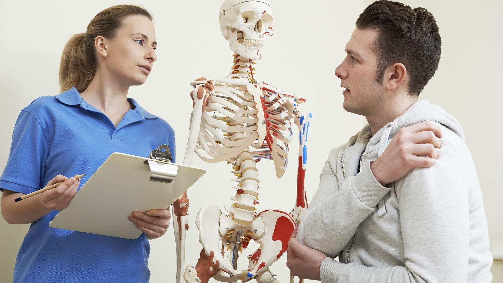 Shoulder Assessment : Learn skills to make an effective assessment of the shoulder