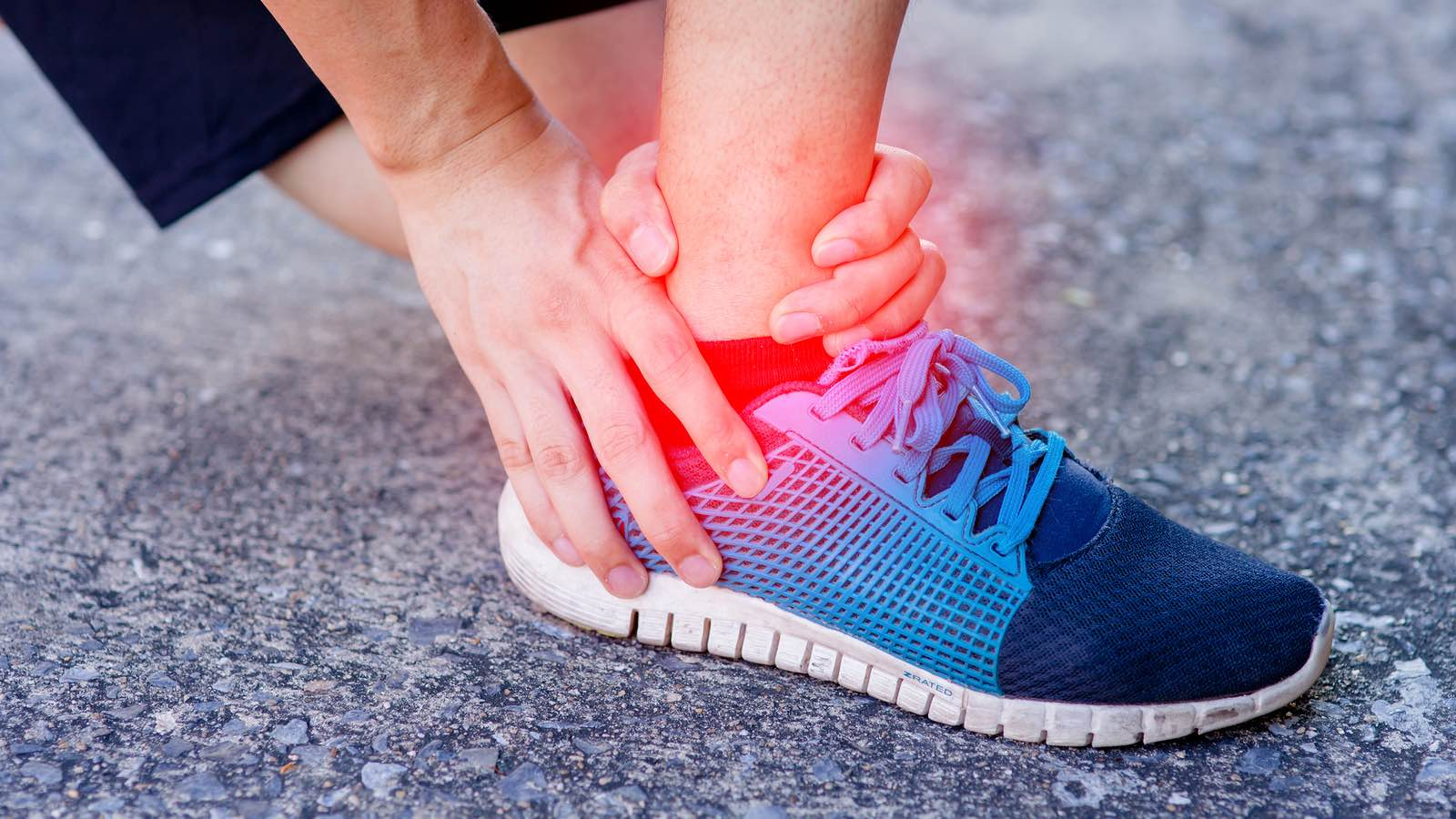 Chronic Ankle Instability Risk Identification - How to identify and prevent chronic ankle instability after an ankle sprain