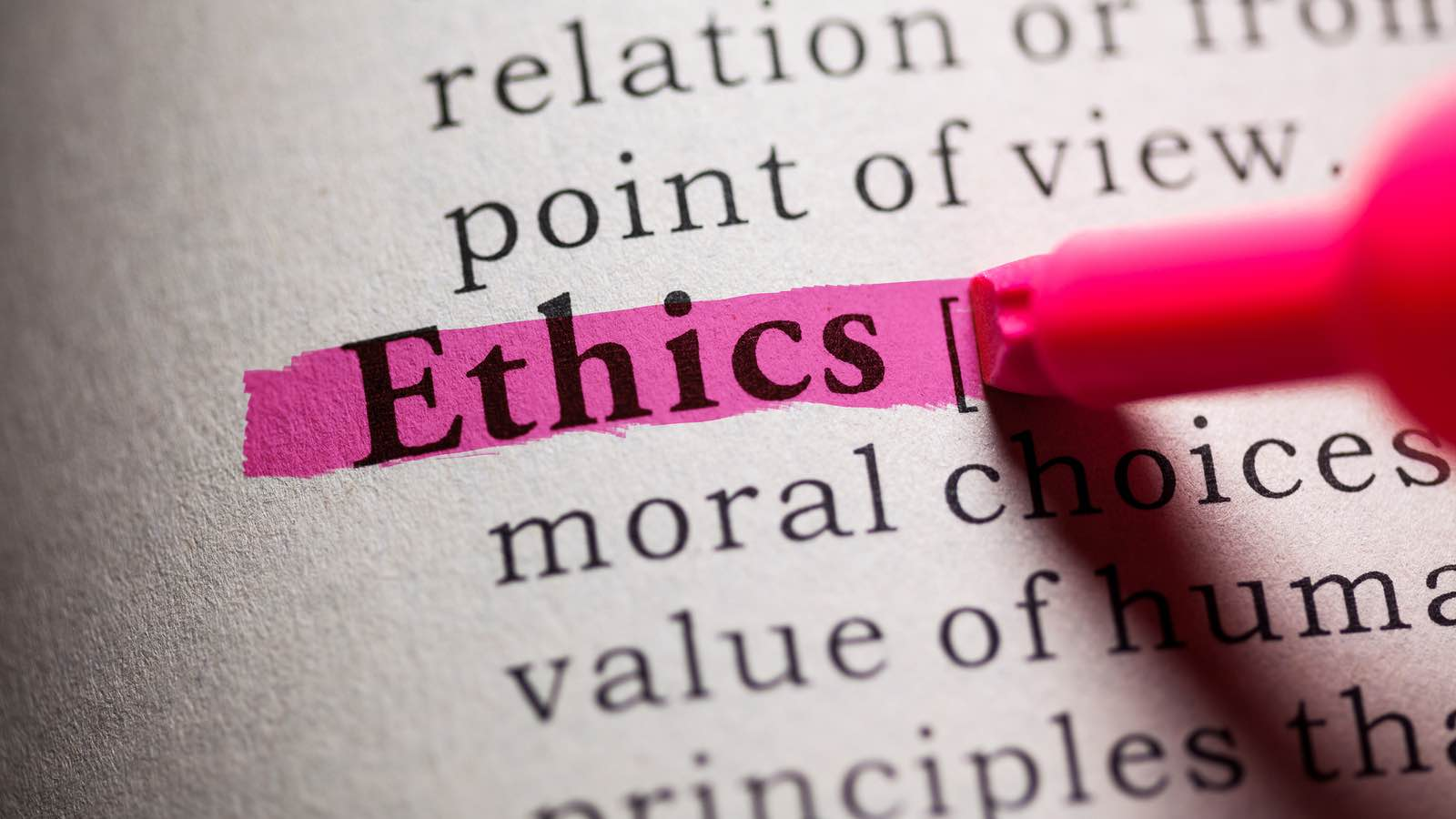 Ethics Programme - A comprehensive series of courses exploring ethics in physiotherapy practice