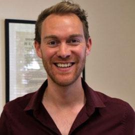 PhysioPlus course tutor - Andrew Cuff