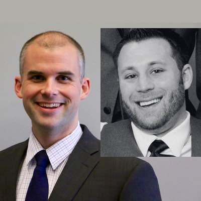 PhysioPlus course tutor - Ari Kaplan and Doug Adams