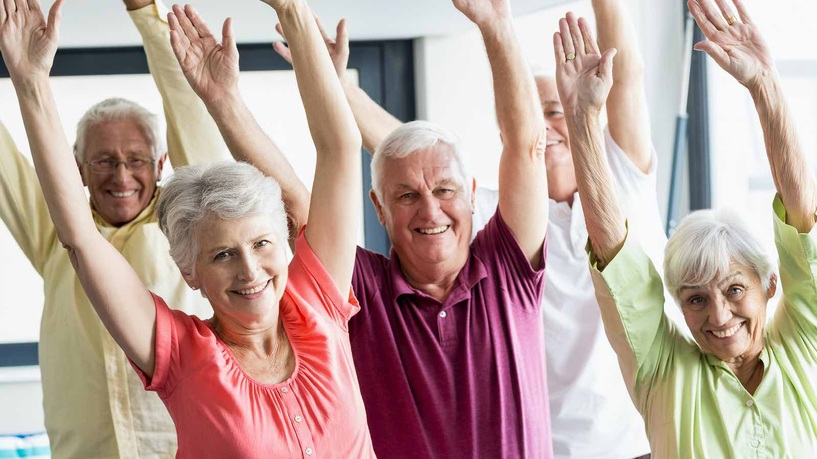 Fall Prevention Through Exercise - How can we help prevent falls in the older adult?