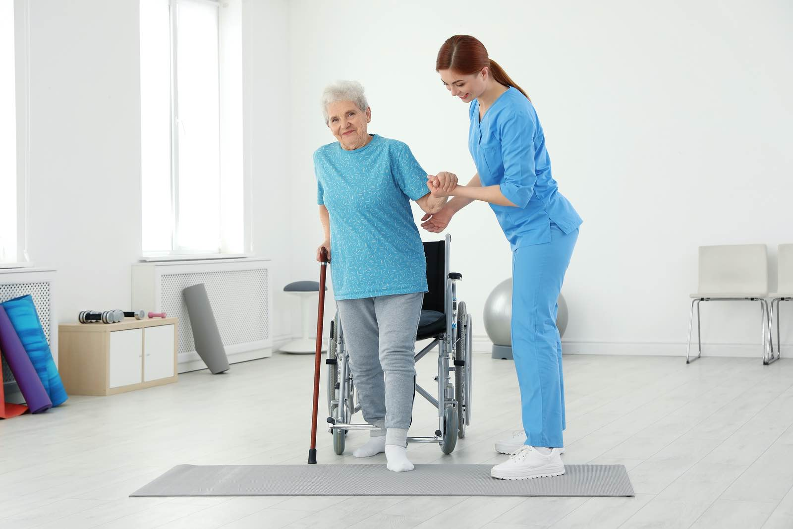 Strength Training for Walking in Neurological Conditions : How to improve walking capacity in neurological rehabilitation