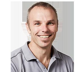 PhysioPlus course tutor - Gavin Williams
