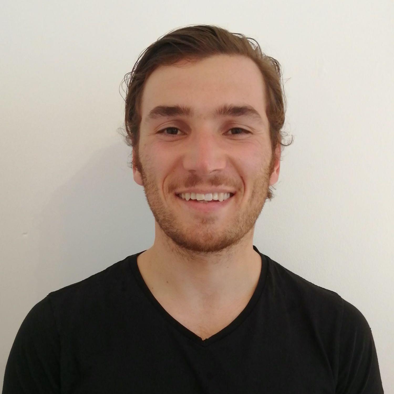 PhysioPlus course tutor - Matthieu Haentjens