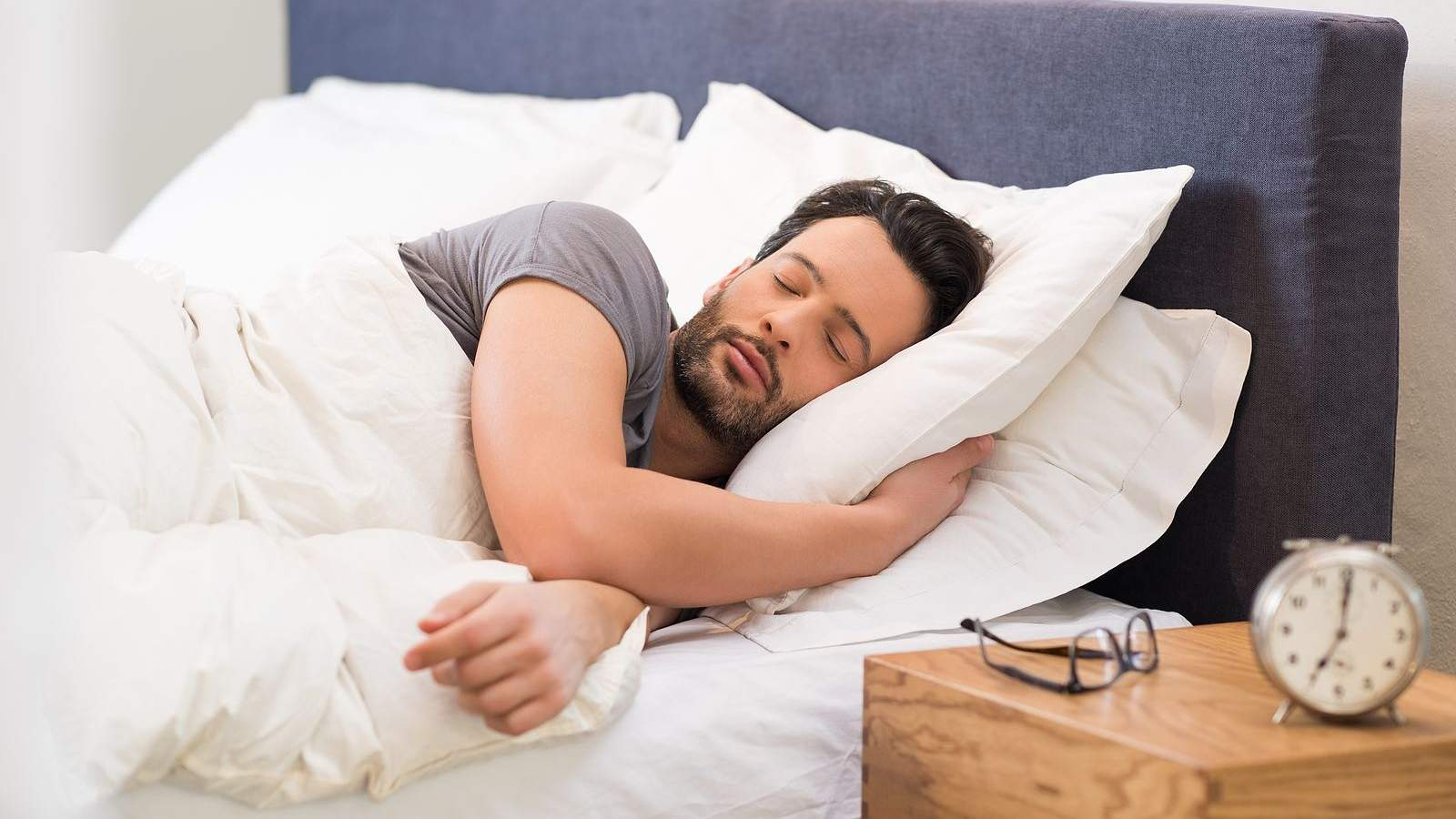Sleep Programme : Explore the importance of sleep for both the patient and healthcare practitioner